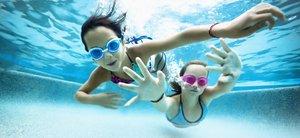 Удобное расписание сеансов свободного плавания в бассейне Спектр