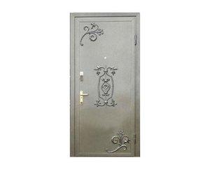Недорогие металлические двери на заказ
