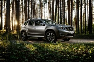 Nissan объявляет о начале продаж нового Nissan Terrano