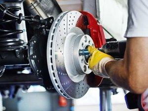 Ремонт тормозной системы автомобилей марки Хонда