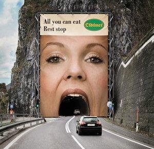 Рекламные щиты в Оренбурге
