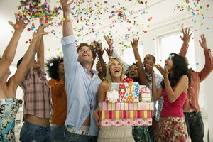 Где провести день рождения?