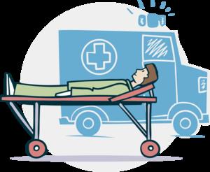 Медицинская перевозка лежачих больных - набирайте 8-800-550-81-03!