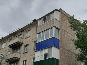 Услуги по остеклению балконов и лоджий!