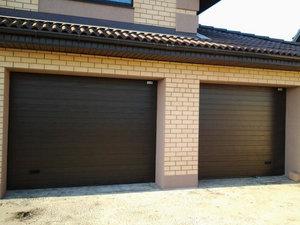 Автоматические ворота на гараж в Туле