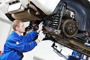 Особенности профессионального ремонта подвески автомобиля
