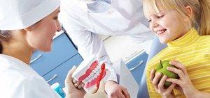 Детский стоматолог в Вологде