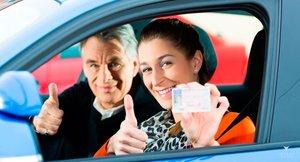 Полный курс подготовки к сдаче экзамена в ГИБДД на водительские права категории В
