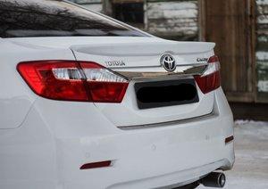 В Новокузнецке в наличии!!Спойлер багажника на Toyota Camry V50