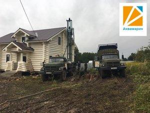 Бурение скважин в Вытегорском районе