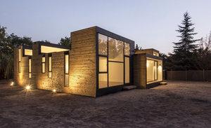 Строительство быстровозводимых домов из СИП-панелей