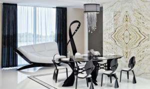 Эксклюзивная мебель по заказу в Москве