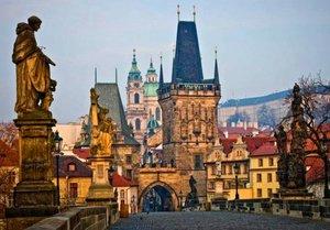 Увлекательный автобусный тур в Чехию