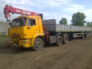 Перевозка грузов большой длины. Услуга аренды длинномера. Аренда длинномера в Орске