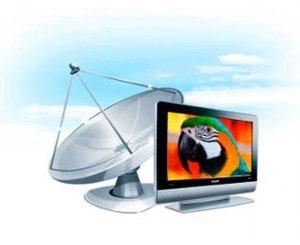 Спутниковое оборудование для качественного сигнала!