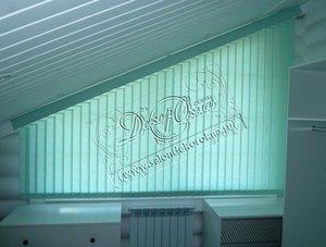 Вертикальные и горизонтальные жалюзи на пластиковые окна