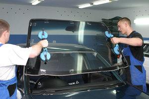 Замена лобового стекла. Доверьте сложные задачи профессионалам!