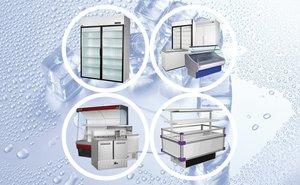 Поставка и монтаж холодильных витрин