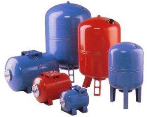 Расширительные баки для отопления, гидроаккумуляторы в Оренбурге