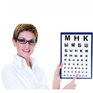 Как часто нужно проверять зрение? Проверить зрение в Орске. Купить очки, контактные линзы. Записаться на прием офтальмолога в Орске.