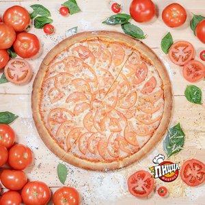 Классическая пицца – Маргарита!