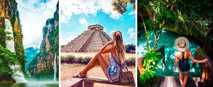 🌴МЕКСИКА СТАЛА ЕЩЕ ДОСТУПНЕЕ!!! ТОРОПИТЕСЬ БРОНИРОВАТЬ!!! ОГРАНИЧЕННОЕ ПРЕДЛОЖЕНИЕ!!🔆 Страна вечного лета, древних цивилизаций и беззаботного веселья. Туры в Мексику с каждым годом завоевывает все больше поклонников из Красноярска! Туроператор Меридиан