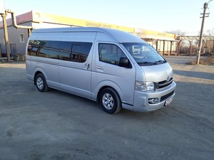 Заказать перевозку пассажиров на микроавтобусе
