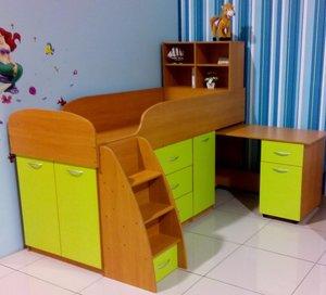 Детская мебель в Орске. Купить детскую мебель