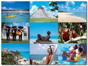 Тур в Мексику, порадуйте себя и близких посещением загадочных достопримечательностей Мексики на Новый год! Ваш надежный и верный Туроператор Меридиан! 211-11-77