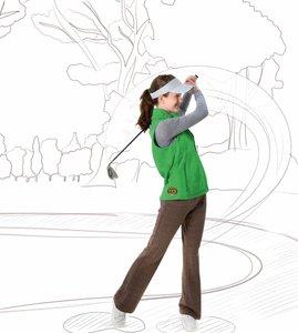 Лесной гольф в Вологде