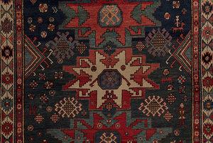 Выставка «Ковровое искусство Дагестана» в Ясной Поляне