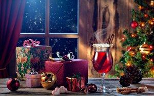 """Традиционный рождественский вечер в кафе """"Чкалов"""""""