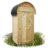 Дачный туалет от производителя: всего за 7000 рублей.