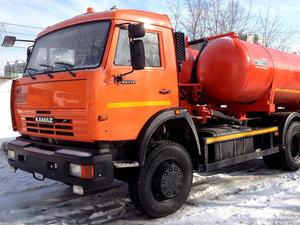 Услуги ассенизаторской машины в Оренбурге качественно и Очень быстро!