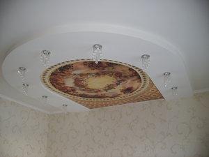 Натяжные потолки. Дизайн от «Винтаж»