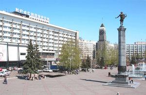 Гостиница в центре Красноярска