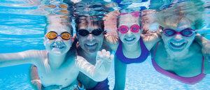 Узнайте расписание сеансов в нашем бассейне!