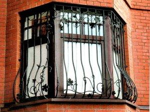 Решетки на окна и двери любых размеров
