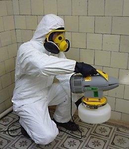 Уничтожение микроорганизмов!