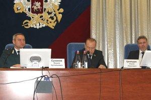 На коллегии в региональном Управлении подвели итоги работы налоговых органов Тульской области за 2017 год
