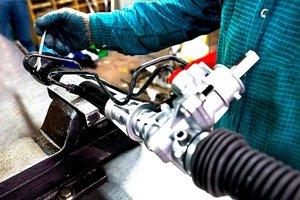 Профессиональный ремонт рулевых реек в Туле