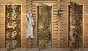 Купить дверь в сауну и баню в Оренбурге