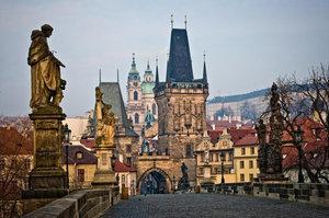 Лето в Праге с Языковой школой!