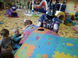 Детский праздник в Хеппи Хаус!