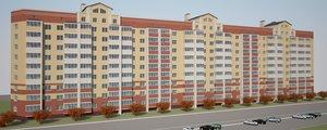 Строим жилые дома в Вологде