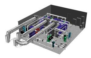 Проектирование тепловых систем