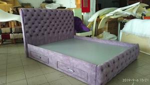 Изготовление кровати на заказ любой сложности