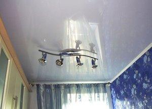 Заказать качественный глянцевый натяжной потолок в Орске