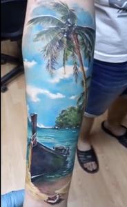 Запись на татуировку на декабрь