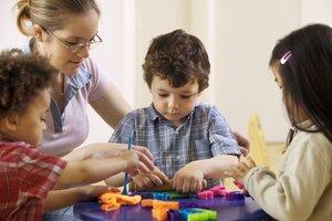 Дошкольное развитие ребенка в группах различного направления